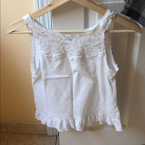 Abercrombie Kids lace top